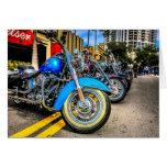 Motocicletas de Harley Davidson Tarjeton