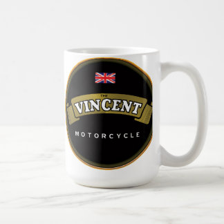 Motocicletas de Vincent Taza