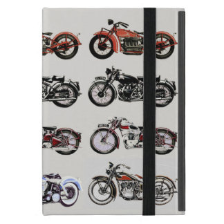 MOTOCICLETAS DEL VINTAGE iPad MINI PROTECTOR