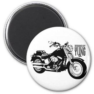 Motocicletas Imán Redondo 5 Cm