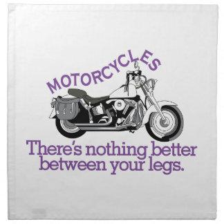 Motocicletas Servilletas De Papel