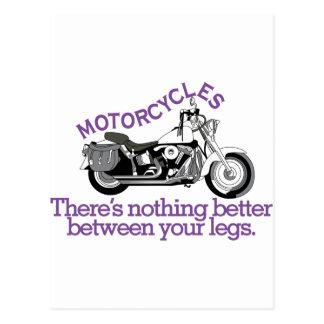 Motocicletas Tarjetas Postales