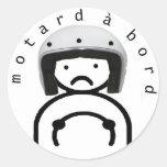 MOTOCICLISTA a BORDO