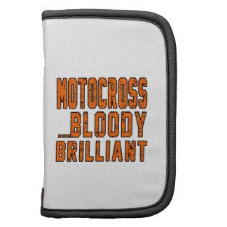 Motocrós Bloody brillante Organizador