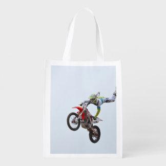 Motocrós del estilo libre bolsas para la compra