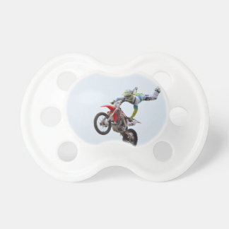 Motocrós del estilo libre chupetes para bebes