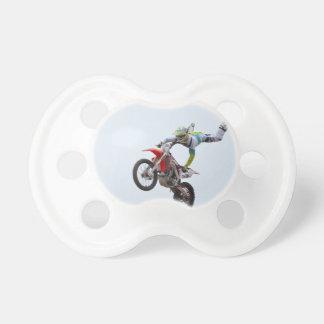 Motocrós del estilo libre chupetes de bebé
