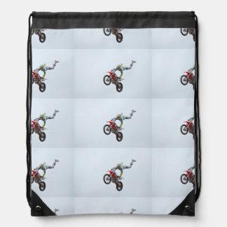 Motocrós del estilo libre mochilas