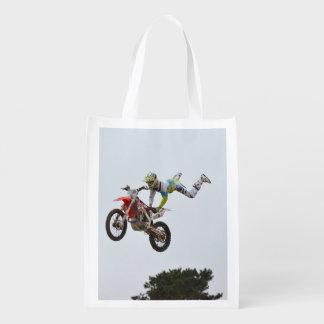 Motocrós extremo bolsas de la compra