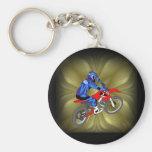 Motocross 202 keychain