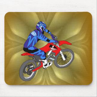 Motocross 202 mouse pad