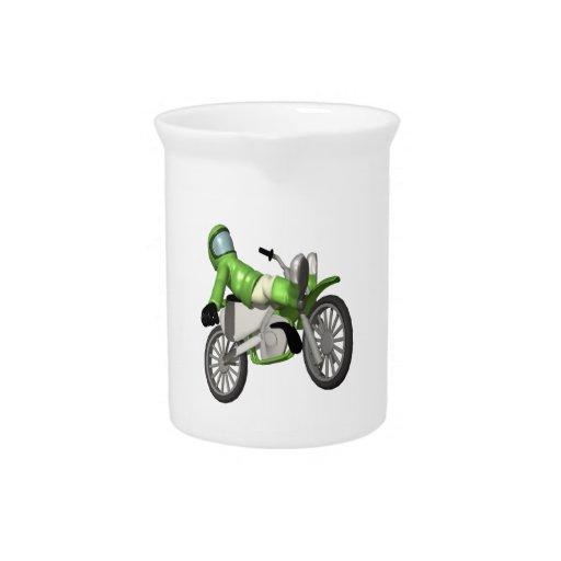 Motocross 2 pitchers