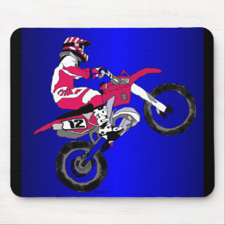 Motocross 302 mouse pads