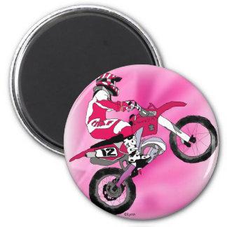 Motocross 303 magnet
