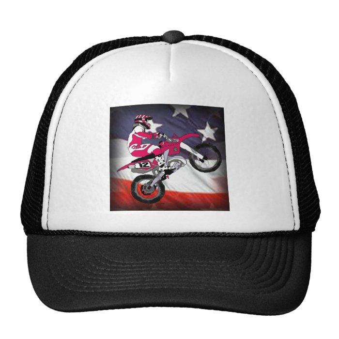 Motocross 304 trucker hat