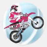Motocross 305 stickers