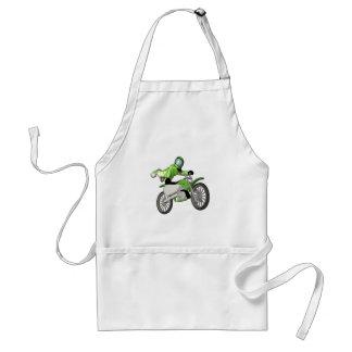 Motocross 3 adult apron