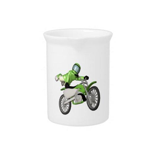 Motocross 3 pitchers