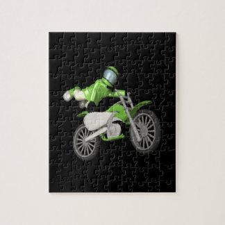 Motocross 3 puzzles