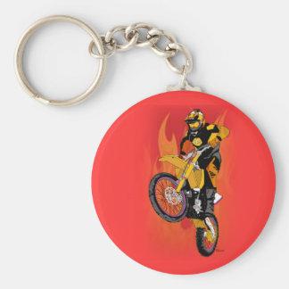 Motocross 403 keychain