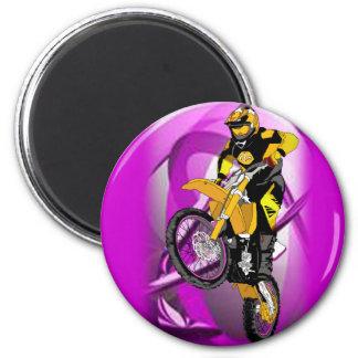 Motocross 405 magnet