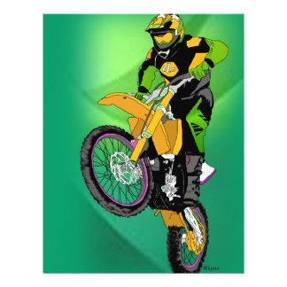 Motocross 406 flyer