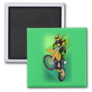 Motocross 406 magnet