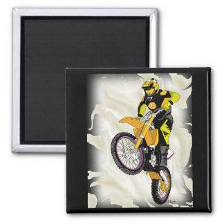 Motocross 409 magnet