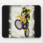 Motocross 409 mouse pads