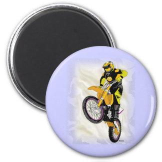 Motocross 410 magnet