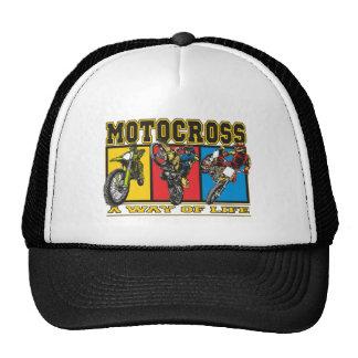 Motocross A Way of Life Trucker Hat