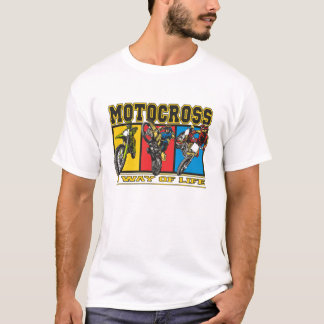 Motocross A Way of Life T-Shirt
