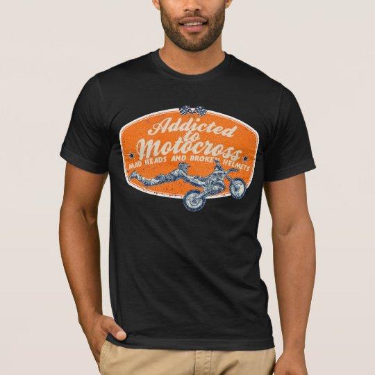 Motocross addict T-Shirt