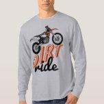 Motocross addict tee shirt