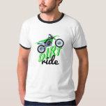 Motocross addict tshirt