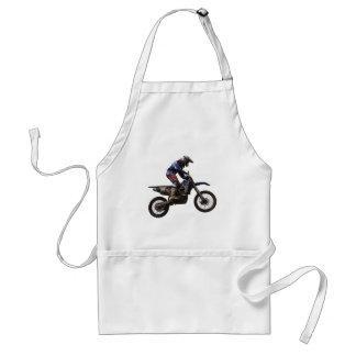 Motocross Adult Apron