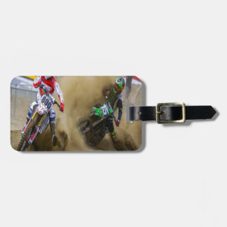 Motocross Bag Tag