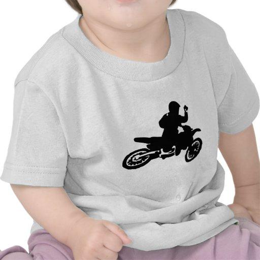 Motocross Bike Whip T-shirt