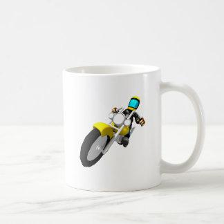 Motocross Biker Coffee Mug