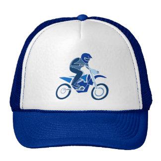 Motocross Cap Trucker Hat