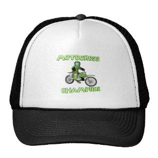 Motocross Champion Trucker Hat