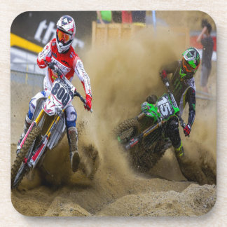 Motocross Drink Coasters