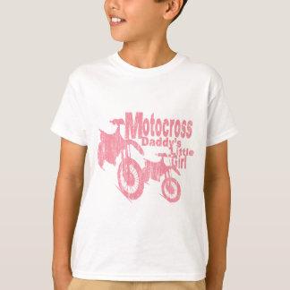 Motocross Daddy's Girl T-Shirt