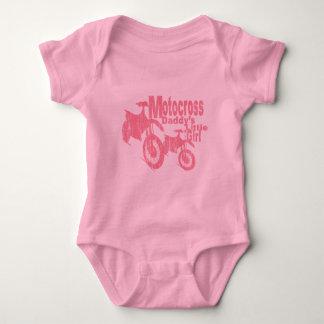 Motocross Daddy's Girl Tshirt