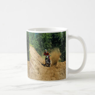 Motocross Dirt-Bike Champion Race Coffee Mug