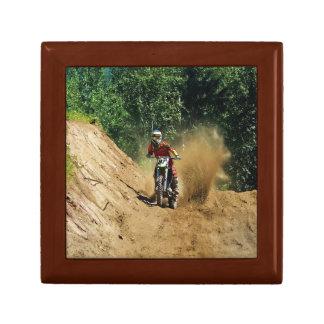 Motocross Dirt-Bike Champion Race Gift Box