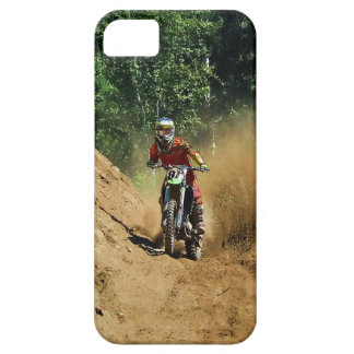 Motocross Dirt-Bike Champion Race iPhone SE/5/5s Case