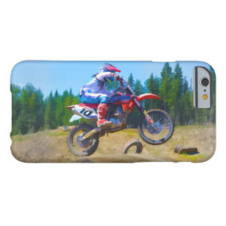 Motocross Dirt-Bike Champion Racer 2 Barely There iPhone 6 Case