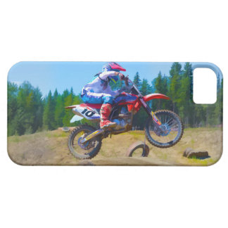 Motocross Dirt-Bike Champion Racer 2 iPhone SE/5/5s Case