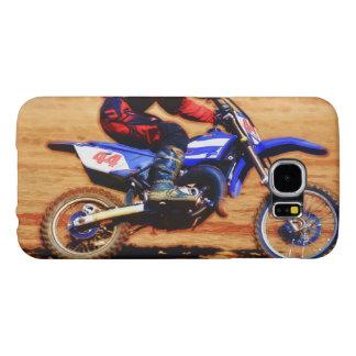 Motocross Dirt-Bike Champion Racer 4 Samsung Galaxy S6 Case